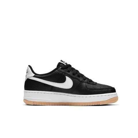 meilleur service 65f9e 7cd30 Chaussure Nike Air Force 1-2 Pour Enfant Plus Âgé - Noir from Nike on 21  Buttons