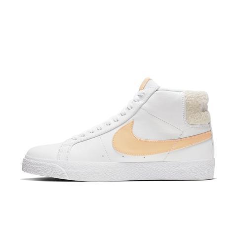 Scarpa Da Skateboard Nike Sb Zoom Blazer Mid Premium - Bianco de Nike en 21 Buttons