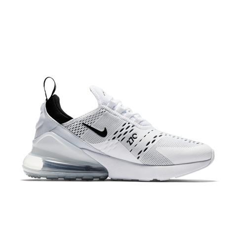 nike air max 270 womens shoes white
