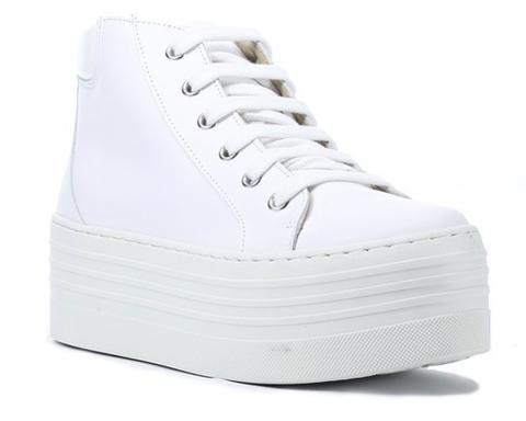 Sneaker 'white Boa' de Alessandro Simoni en 21 Buttons