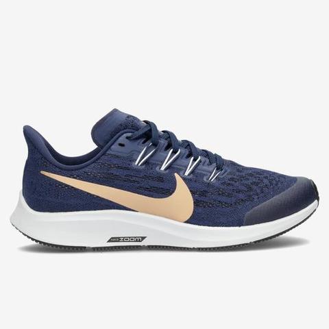 Nike Air Zoom Pegasus 36 Zapatillas Para Correr Chica de Sprinter en 21 Buttons