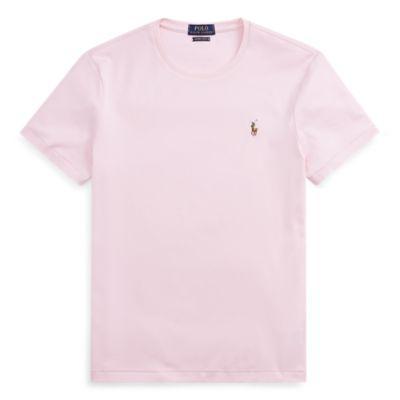 Custom-slim-fit Interlock-t-shirt from Ralph Lauren on 21 Buttons