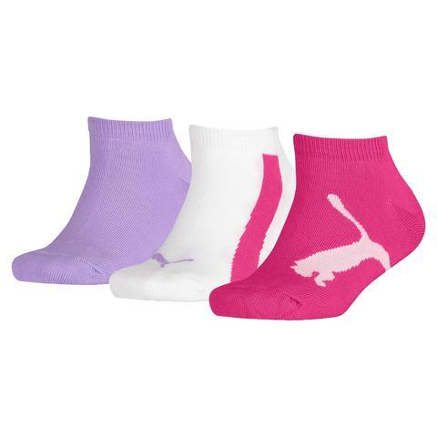 Kinder Lifestyle Sneaker-socken 3er Pack from Puma on 21 Buttons