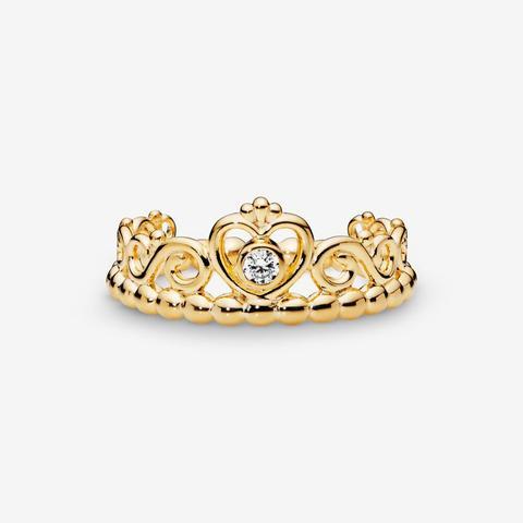 anello pandora tiara principessa