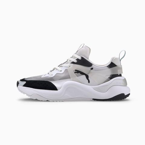 Zapatillas Para Mujer Rise, Blanco/negro, Talla 35,5 | Puma Mujeres de Puma en 21 Buttons