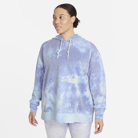 Nike Icon Clash Sudadera Con Capucha De Entrenamiento - Mujer - Azul