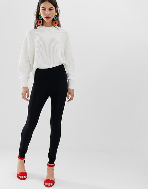New Look - Leggings - Nero