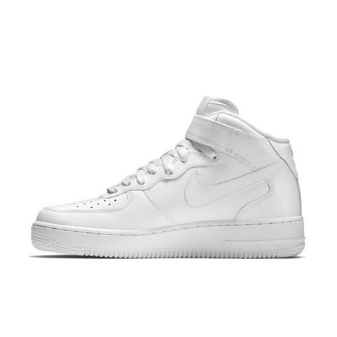 Nike Air Force 1 Mid'07 Zapatillas - Hombre - Blanco