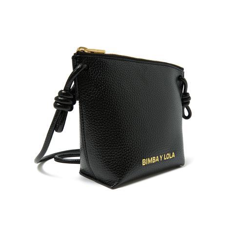 estética de lujo características sobresalientes Venta barata Bolso Bandolera Negro from Bimba Y Lola on 21 Buttons