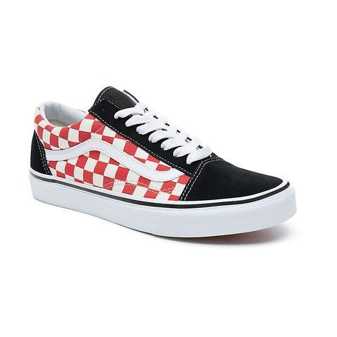 Vans Checkerboard Old Skool Shoes
