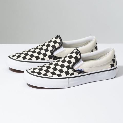 Checkerboard Slip-on Pro