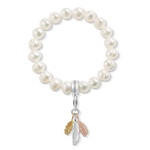Charm Bracelet Feathers de Thomas Sabo en 21 Buttons