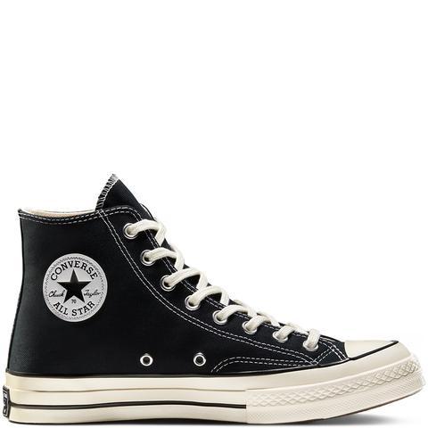 Converse Chuck 70 Classic High Top Black de Converse en 21 Buttons