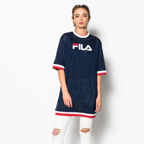 Fila Drew Mesh Dress from Fila on 21 Buttons