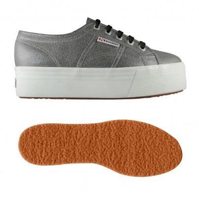 2790-lamew, 14358, Lady Shoes S009tc0 980 Grey de Superga en 21 Buttons