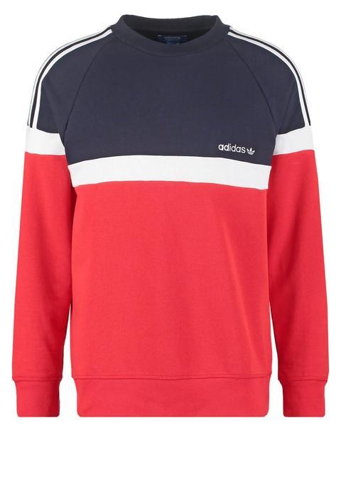 Cuna agujero doce  Adidas Originals Itasca Sudadera Vivred from Zalando on 21 Buttons