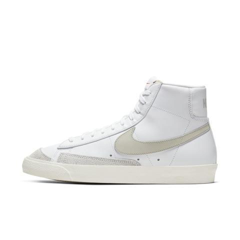 Nike Blazer Mid '77 Vintage Zapatillas - Hombre - Blanco