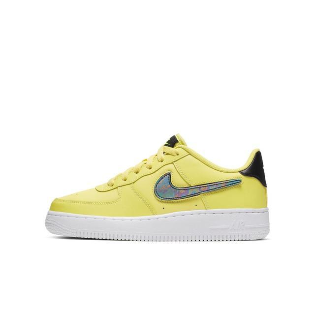 Chaussure Nike Air Force 1 Lv8 3 Pour Enfant Plus Âgé - Jaune ...