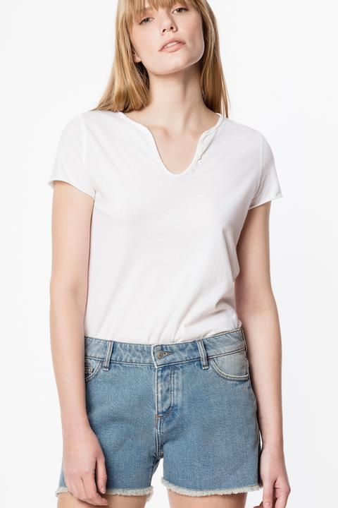 Camiseta Tunys de Zadig & Voltaire en 21 Buttons
