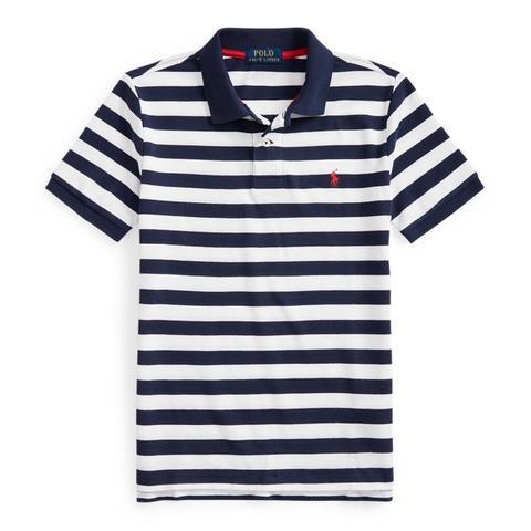Polo De Piqué A Rayas de Ralph Lauren en 21 Buttons