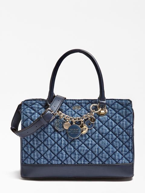 Handtasche Victoria Denim from Guess on 21 Buttons