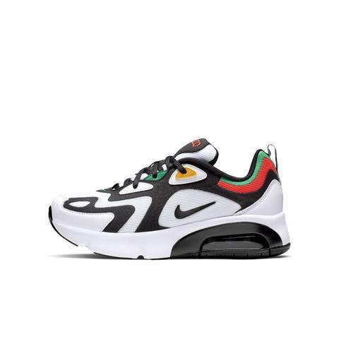 Scarpa Nike Air Max 200 Game Change - Ragazzi - Bianco de Nike en 21 Buttons
