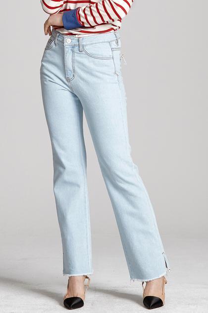 Zoe Wide Leg Jeans de Storets en 21 Buttons