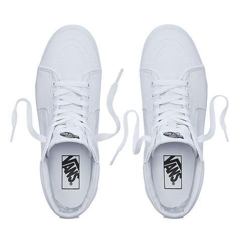 Vans Zapatillas Sk8-hi (true White) Mujer Blanco