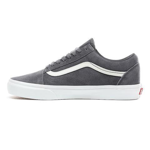 Vans Soft Suede Old Skool Shoes ((soft