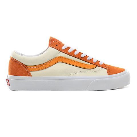 Vans Chaussures Retro Sport Style 36 ((retro Sport) Amberglow/marigold)  Femme Orange from Vans on 21 Buttons
