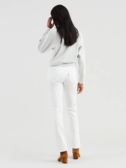 712™ Slim Jeans Blanco / Western White