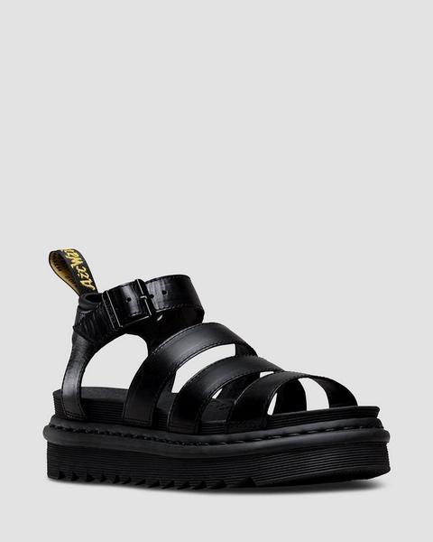 Blaire Leather Strap Sandals