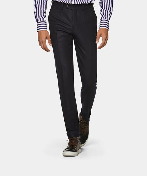 Pantalones Soho Azul Marino