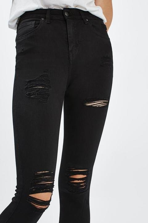 Petite Super Rip Jamie Jeans