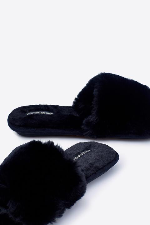 Zapatillas De Pelo