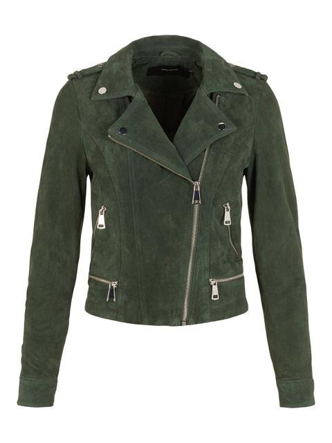Suede Jacket de Vero Moda en 21 Buttons