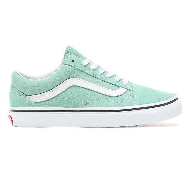 Vans Old Skool Shoes (neptune Green