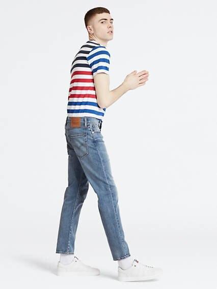 502™ Regular Taper Jeans Azul / Baltic