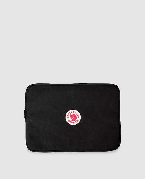 Fjällräven - Funda Para Portátil Unisex Kanken Laptop 23786 En Negro Con Cremallera de El Corte Ingles en 21 Buttons