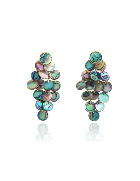 Pendientes Maldives Multicolor de Lavani Jewels en 21 Buttons