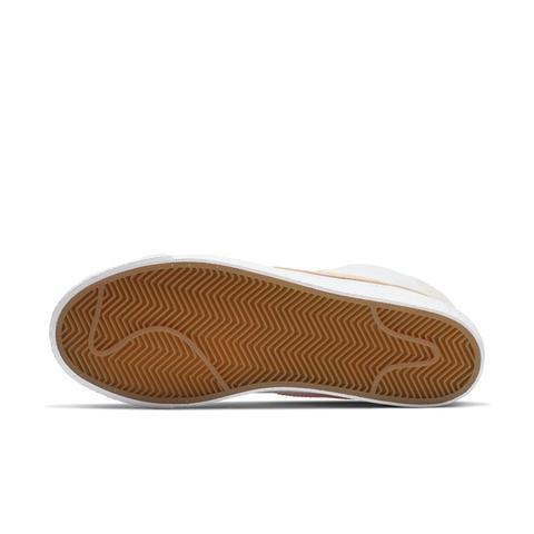 Scarpa Da Skateboard Nike Sb Zoom Blazer Mid Premium - Bianco