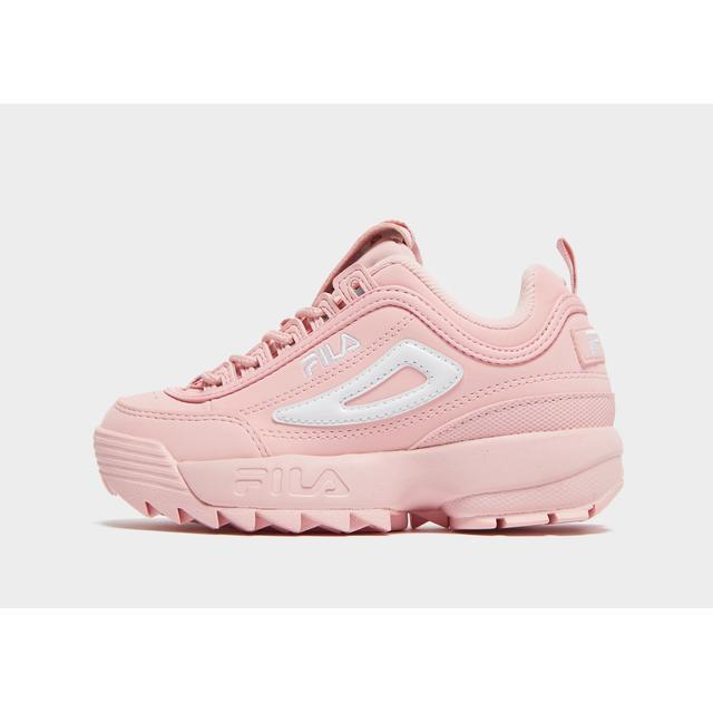 Fila Disruptor Ii Children - Pink