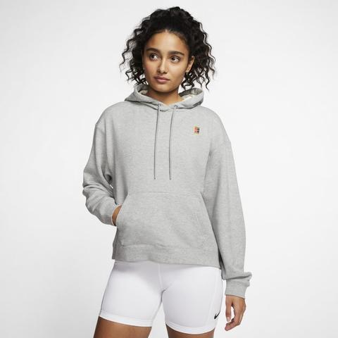 Canciones infantiles Acelerar palma  Nikecourt Women's Tennis Hoodie - Grey from Nike on 21 Buttons
