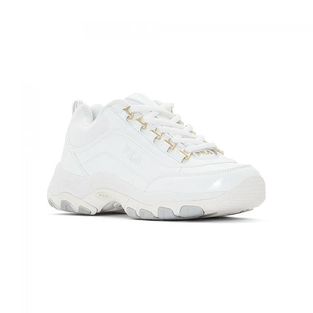 Fila Strada M Low Wmn Shiny-white from