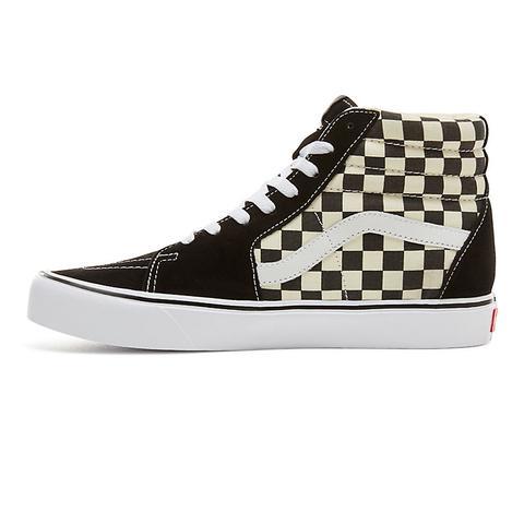 Vans Checkerboard Sk8-hi Lite Shoes
