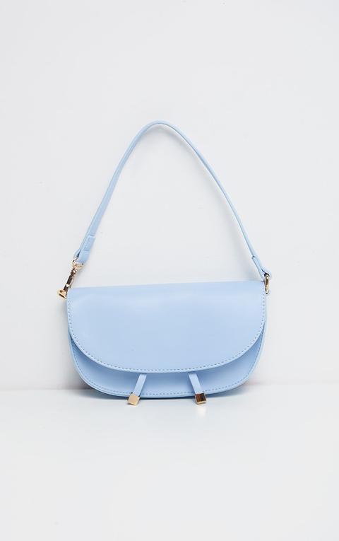 Blue Mini Shoulder Bag