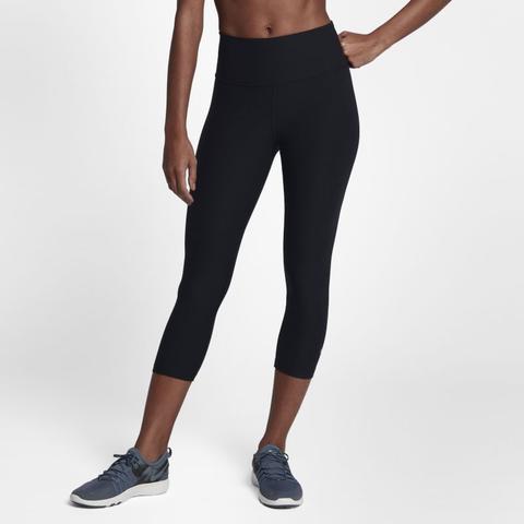 Leggings Da Training Ridotti A Vita Alta Nike Sculpt Hyper - Donna - Nero