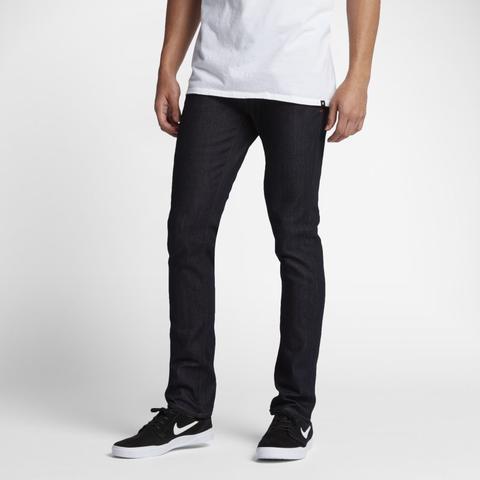 Hurley 5 Pocket Jeans Pantalón De 81,5 Cm - Hombre - Azul de Nike en 21 Buttons