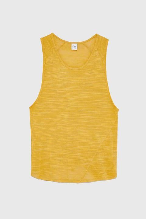 Camiseta Oversize Tirantes