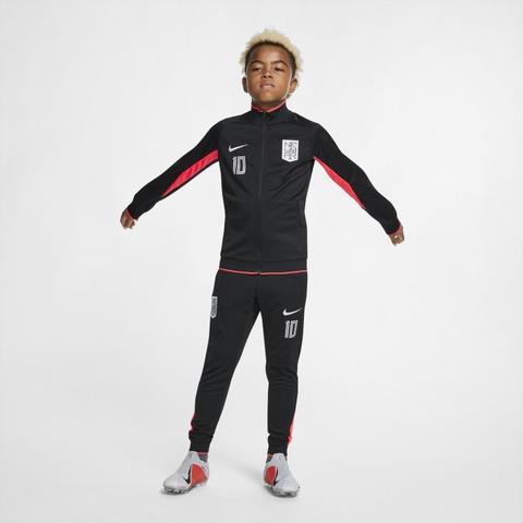 Nike Dri fit Neymar Jr. Older Kids' (boys') Tracksuit Black from Nike on 21 Buttons